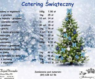 Catering Świąteczny w Restauracji Padwa :)